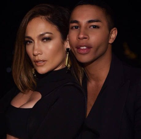 Olivier Rousteing Bday9