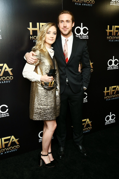 Saoirse Ronan, Ryan Gosling