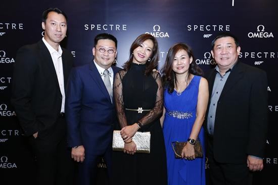 Chan, Andy Yee, Christine Yee, Callie Liow, Raymond Chu