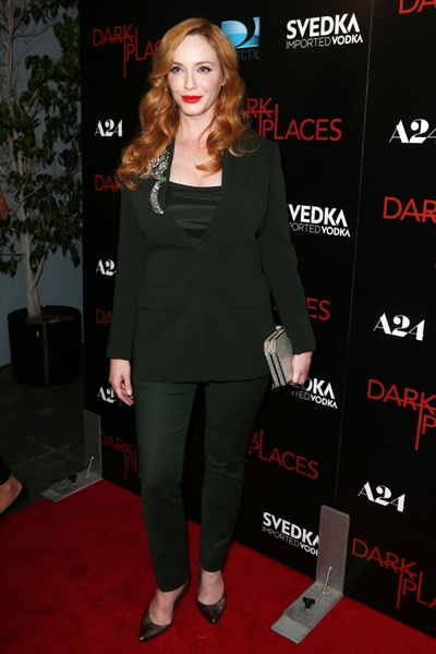 Apothic Wines and SVEDKA Vodka present the Los Angeles premiere of A24 and Direct v's Dark Places