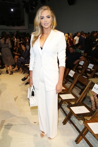 Diane Von Furstenberg show, Spring Summer 2016, New York Fashion Week, America – 13 Sep 2015