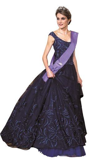 Ikon Fesyen: Letizia of Spain