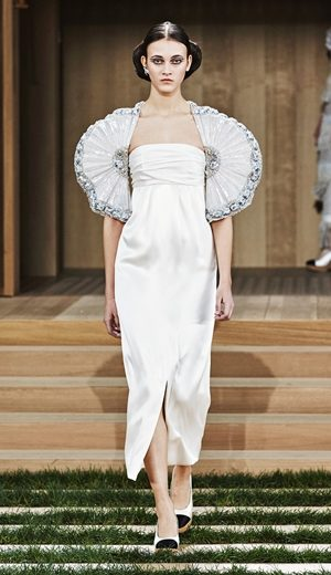 Chanel Spring Summer 2016 Haute Couture