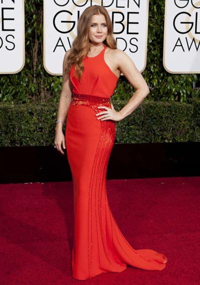Amy Adams Golden Globes 2016
