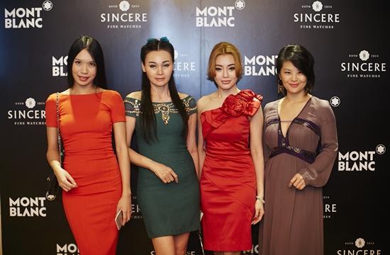 Jan Sit, Tracy Kam, Jessie Loh, Verron Teo