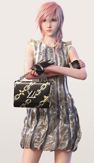Final Fantasy dan Jaden Smith Wajah Kempen Louis Vuitton