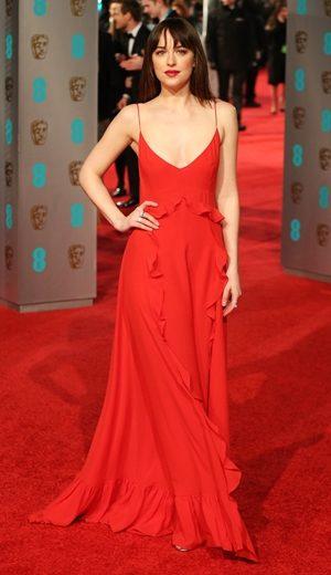 Karpet Merah Di Anugerah BAFTA 2016