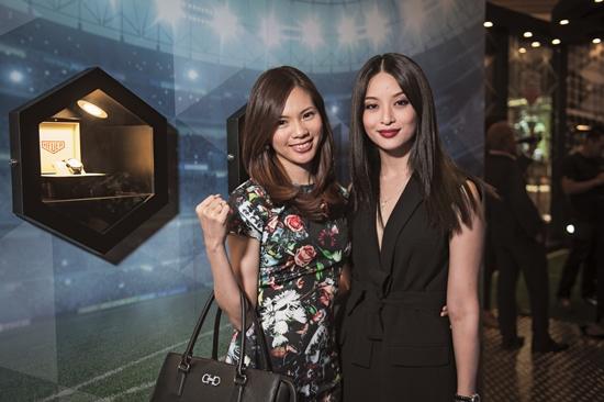 Choo Mei Sze & Sarah Lian