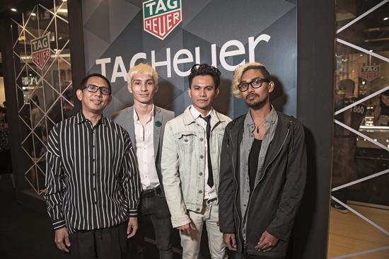 Fendi Sani, Joharee, Ryan & Harry
