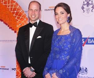 Foto Lawatan Kate Middleton Ke India