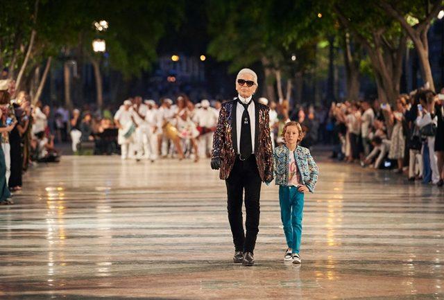 Detik-detik Menarik Pertunjukan Chanel di Cuba