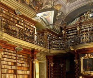 Perpustakaan Terindah di Dunia : Klementinum, Prague