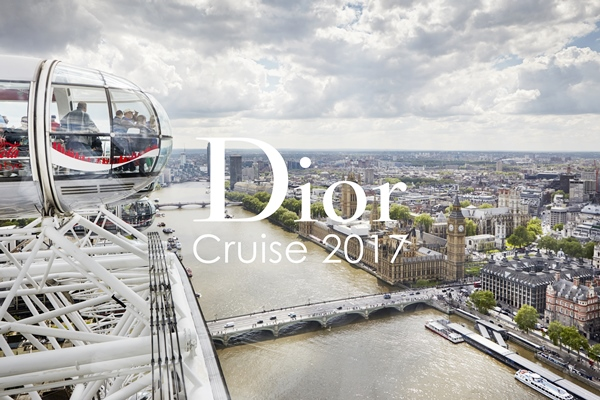 DIOR CRUISE-TEASING LONDON 2