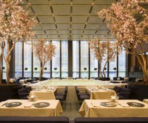 Restoran Four Seasons, New York Dilelong