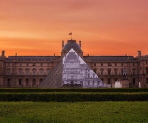 Wajah Baru Musée du Louvre
