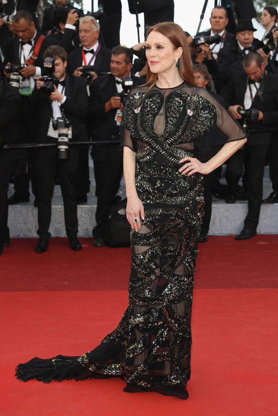 Julianne Moore – Givenchy Couture