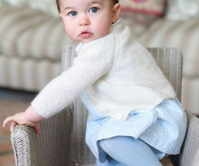 Foto Ulang Tahun Puteri Charlotte