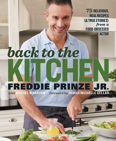 Freddie Prinze Jr. Tulis Buku Masakan