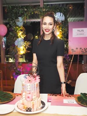 Nobu Hos Hari Jadi Tengku Chanela Jamidah