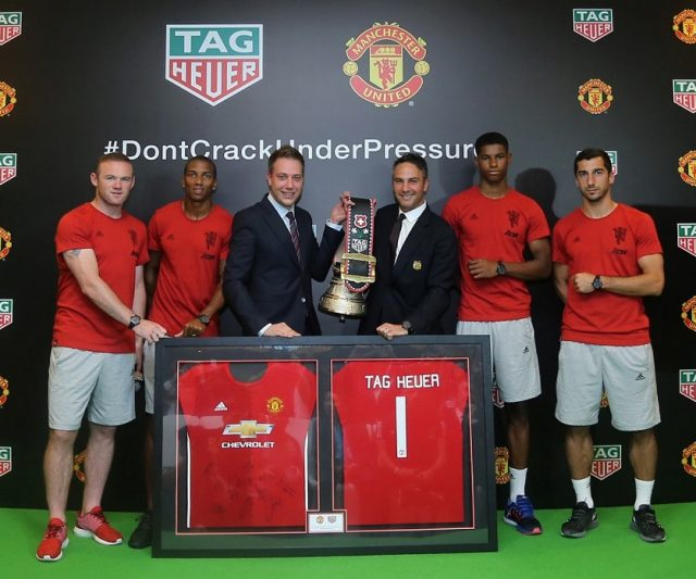 Manchester United x TAG Heuer