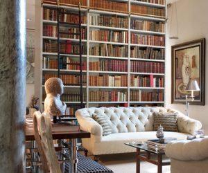 Mini Perpustakaan Wajib Ada di Setiap Kediaman Moden