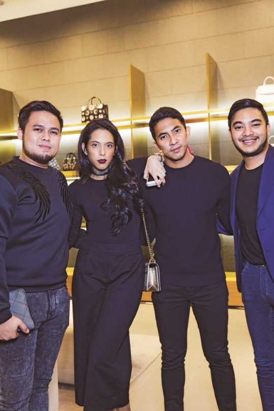 Adie Lokman, Puteri Afzan Shakira, Khairul Fahmy & Adrien Ma