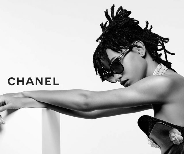 Willow Smith Wajah Baru Chanel