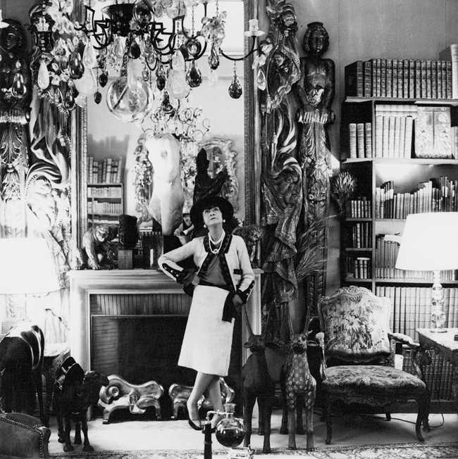 COCO CHANEL SUITE, RITZ PARIS 02