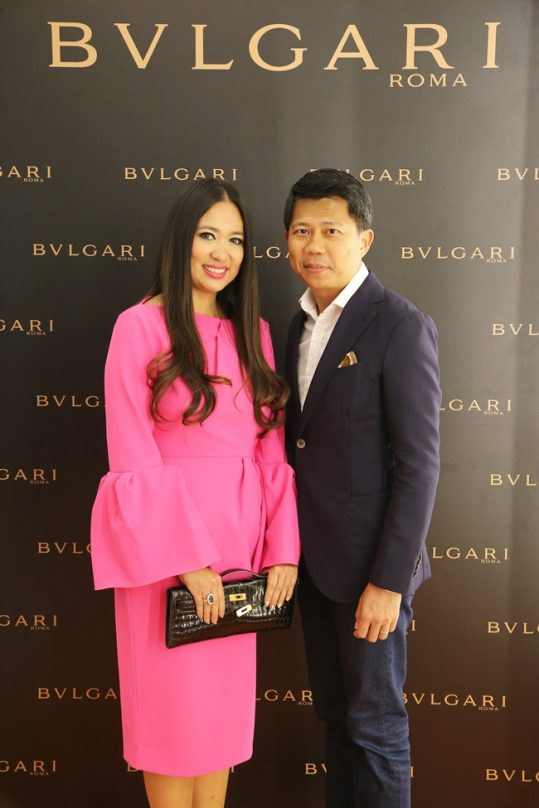 Datin Yvette Kang & Datuk Michael Tang