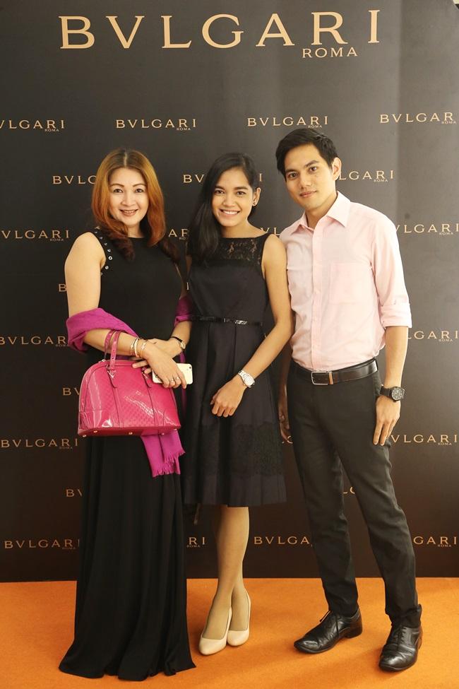Dayangku Rohaidah Jalaluddin, Nina Noordin & Nazrin Affandi