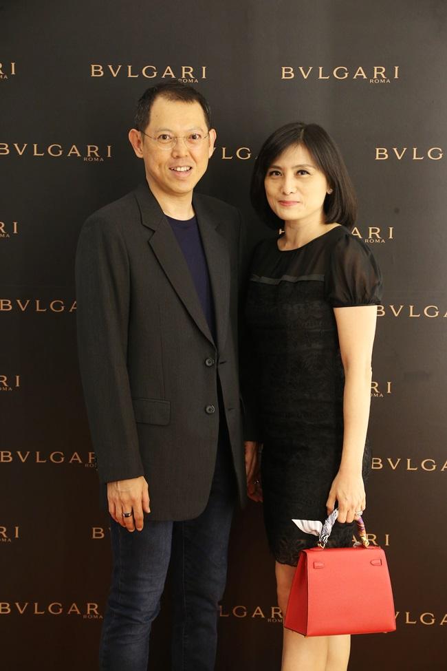 Edmond Lim & Lilian Ee