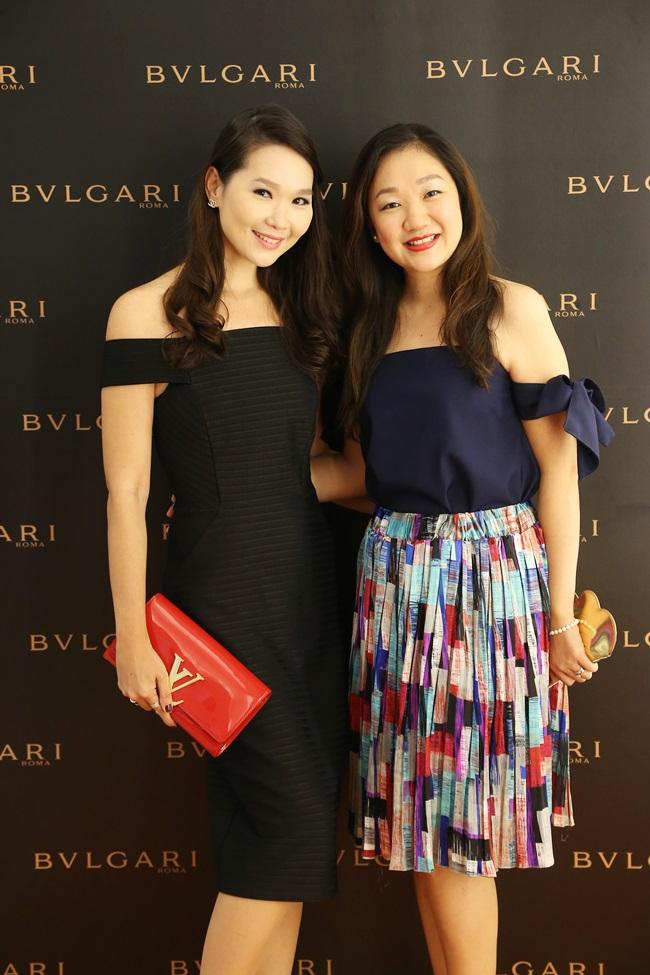 Elaine Choong & Lim Wee Jean