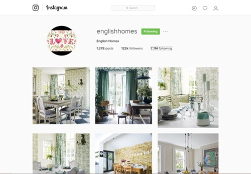 English Home resize