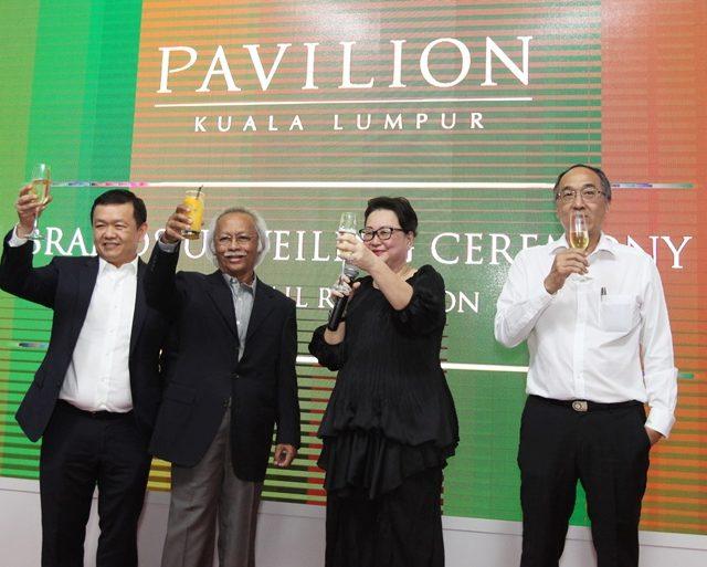 Pavilion Elite Bakal Beroperasi Di Bukit Bintang