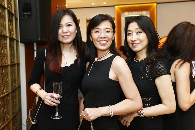 Jenny Cheah, Alison Loh, Chan Chew Fung