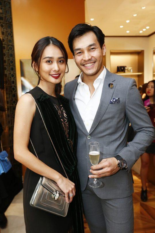 Lenna Lim & John Tan