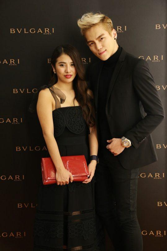 Lucas Lau & friend
