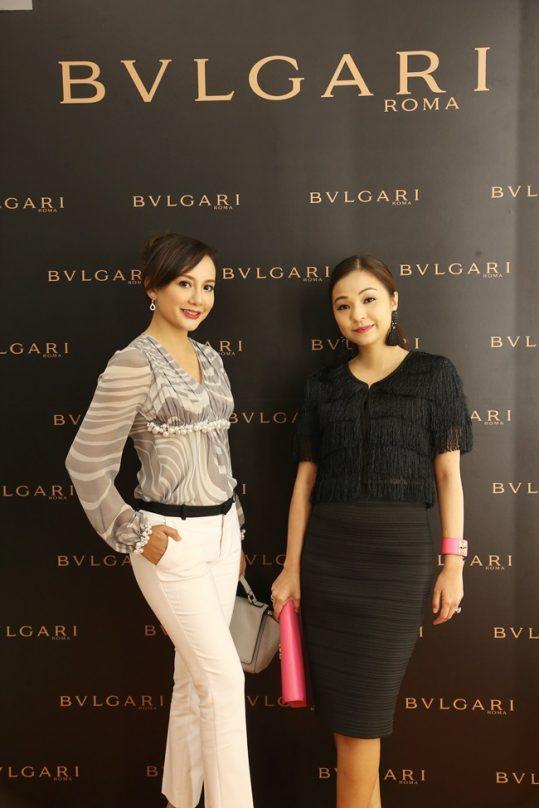 Nina Ismail Sabri & friend