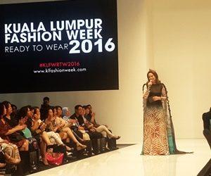 KLFWRTW 2016 Day 2: Diantara Aura Elegan Dengan Revolusi Fesyen Baru