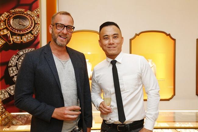 Philippe Delmotte & Benjamin Chee