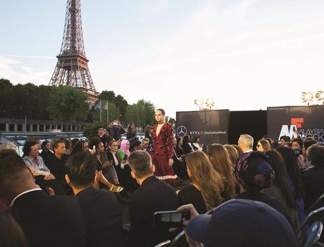 Minggu Fesyen Malaysia Dilancarkan di Paris