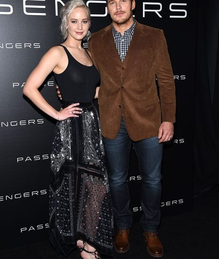 Kisah Percintaan Jennifer Lawrence & Chris Pratt