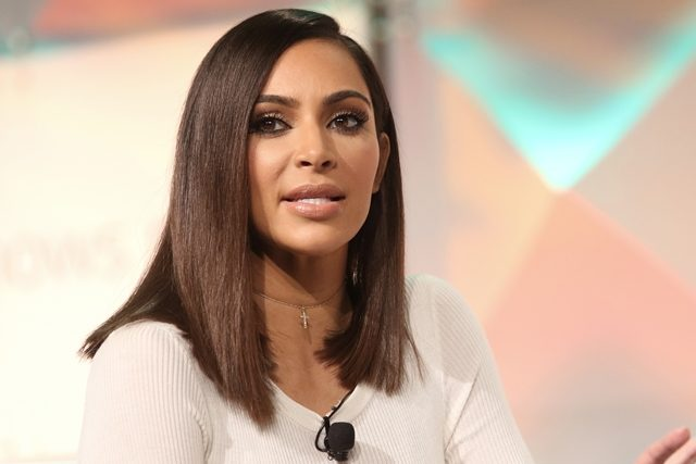 Kim Kardashian Hentam Wall Street Journal