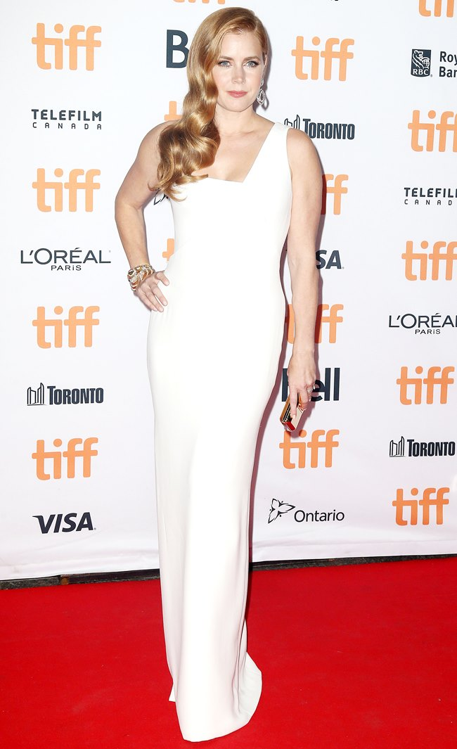 "Pictured: Amy Adams Mandatory Credit © DDNY/Broadimage 2016 Toronto International Film Festival - ""Nocturnal Animals"" Premiere 9/11/16, Toronto, Ontario, Canada Broadimage Newswire Los Angeles 1+  (310) 301-1027 New York      1+  (646) 827-9134 sales@broadimage.com http://www.broadimage.com"
