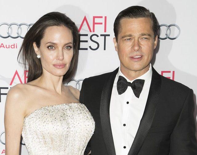 Kronologi Kisah Cinta Angelina Jolie dan Brad Pitt