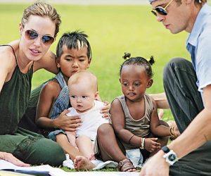 Portfolio Aset Hartanah Bersama, Angelina Jolie & Brad Pitt