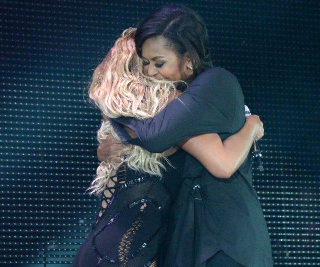 Persamaan Antara Beyonce & Michelle Obama