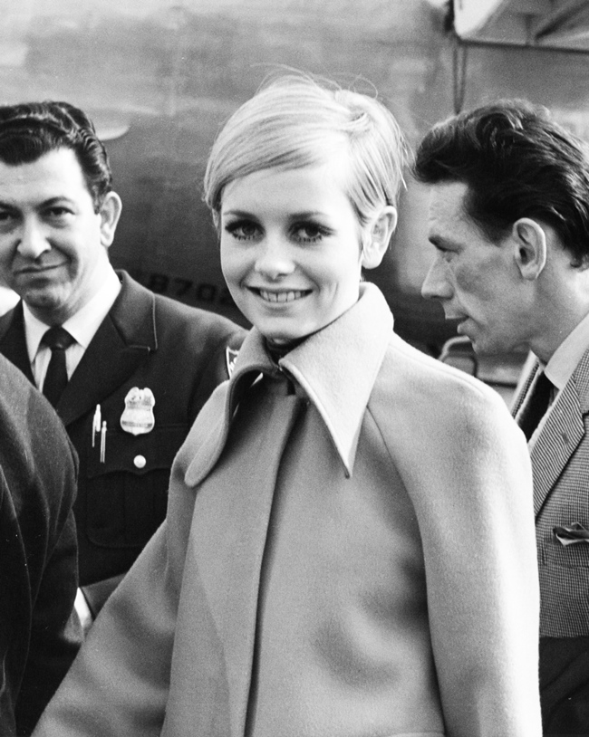 Twiggy Lawson, March 1967