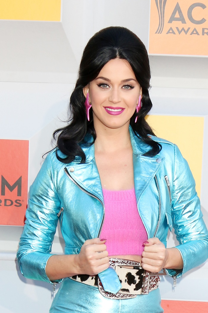 51st Academy of Country Music Awards Arrivals at the MGM Grand Garden Arena on April 3, 2016 in Las Vegas, NV Featuring: Katy Perry Where: Las Vegas, Nevada, United States When: 03 Apr 2016 Credit: Nicky Nelson/WENN.com