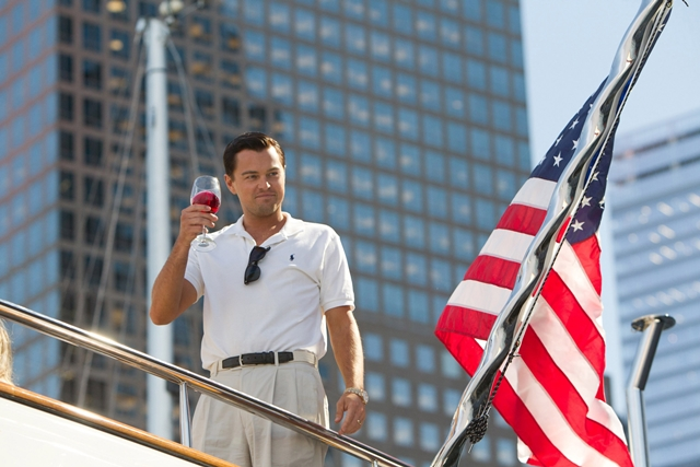 WOLF OF WALL STREET, THE (2013) - LEONARDO DICAPRIO. . Credit: RED GRANITE PICTURES / Album